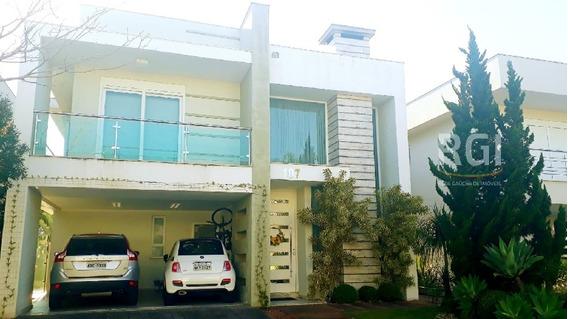 Casa Condomínio Em São Vicente Com 3 Dormitórios - Ex9725