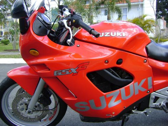 Suzuki Gsx F750 1995 Revisada.