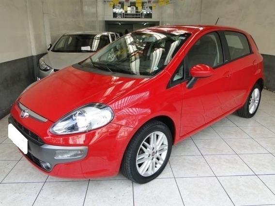 Fiat Punto Essence 1.6 16v Flex 4p Manual 2013 Vermelho