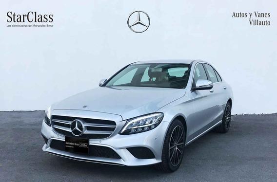 Mercedes-benz Clase C 2020 4p C 200