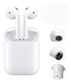 Auriculares Bluetooth In Ear Inalambrico Recargable + Envio