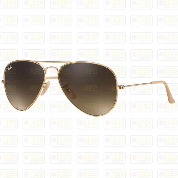 Gafas De Sol Rayban Piloto Rb3025 Originales