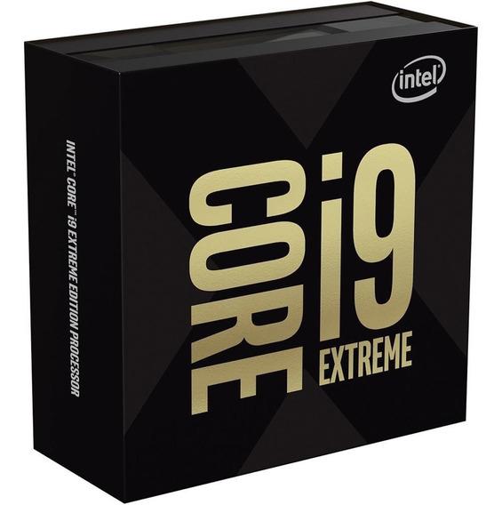 Processador Intel I9-9980xe 4.5ghz Cache 24.75mb Lga 2066