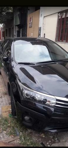 Toyota Corolla 1.8 Xei Mt Pack 140cv 2016 Linea Nueva