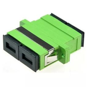 Adaptador Acoplador Sc-apc Duplex Sm Jz-7005 Combo Com 100un