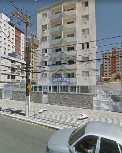 Apto. 2 Dorms, Aviação, Praia Grande - R$ 265 Mil - Vact218