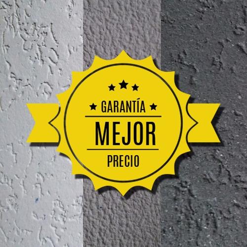 Revestimiento Acrilico Texturado - Gris Claro Fino 30kg