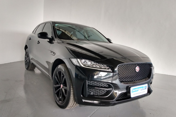 F-pace 3.0 R-sport 4wd
