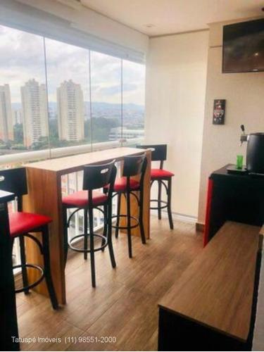 Apartamento Rua Duarte De Carvalho - 81m²