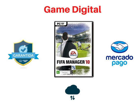 Fifa Manager 10 Envio Digital Pc