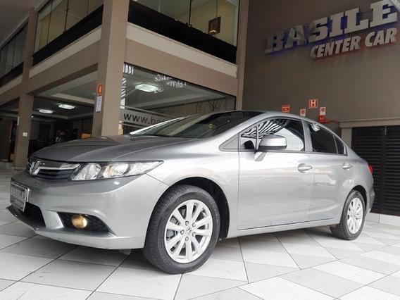 Honda Civic 1.8 Lxs 16v Flex 2014