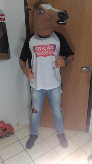 2 Camisetas Edição Dorgas Especial Coala Maneiro
