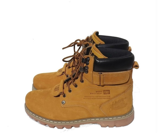 Borcegos Botas Cat Caterpillar 100% Originales
