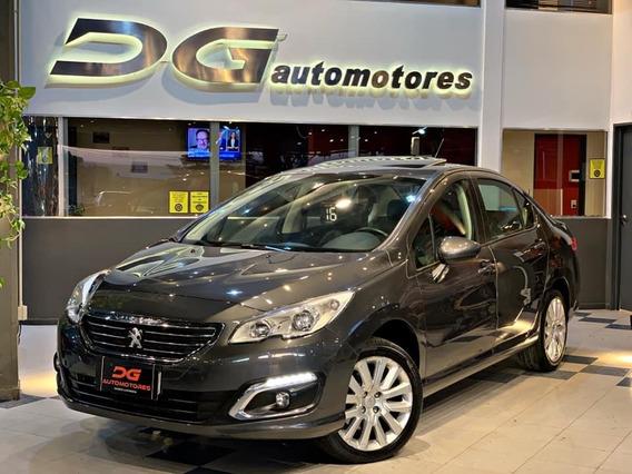 Peugeot 408 1.6 Thp Allure Plus 2016 32.000km Gris