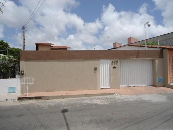 Casa Residencial À Venda, Cidade Dos Funcionários, Fortaleza. - Ca0436