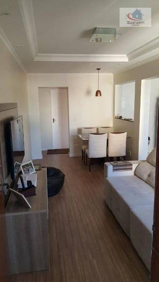 Apartamento Com 1 Dormitório À Venda, 53 M² Por R$ 240.000,00 - Jardim Andrea Demarchi - São Bernardo Do Campo/sp - Ap0378