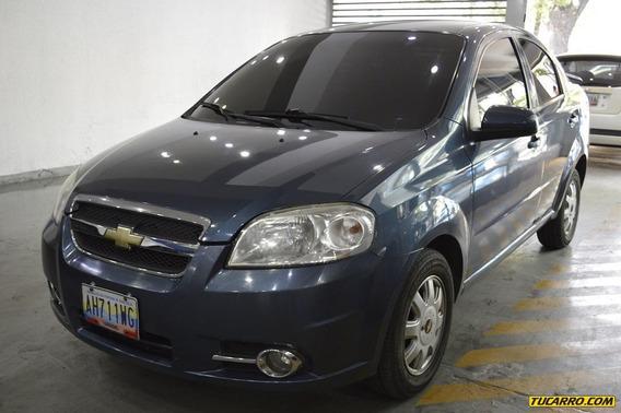 Chevrolet Aveo Lt-multimarca