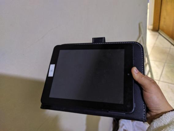 Tablet Usado Com As Cores Do Display Alteradas