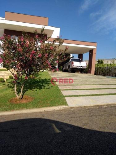 Imagem 1 de 24 de Casa Com 3 Dormitórios À Venda, 300 M² Por R$ 1.200.000,00 - Condominio Residencial Dacha Sorocaba - Sorocaba/sp - Ca0527