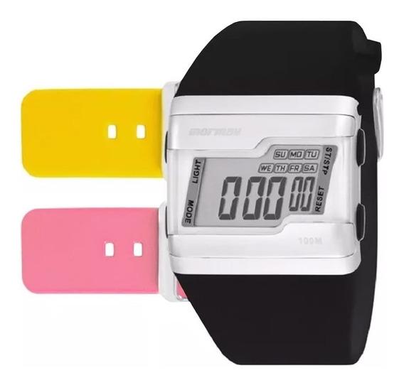 Relógio Mormaii Feminino Troca Pulseiras Fz/t8t