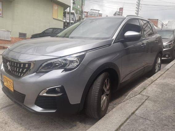 Peugeot 3008 Sencilla 2020