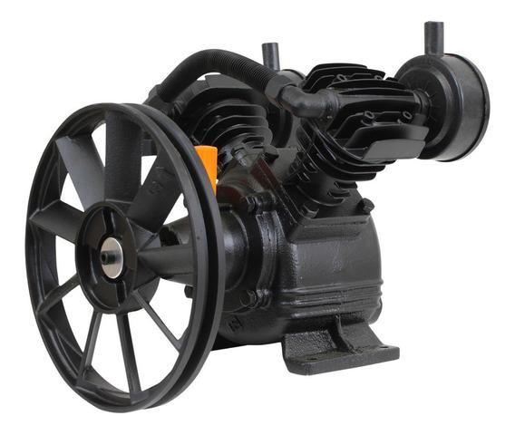 Cabezal Compresor De Aire 1 Hp Mikels Motor Potente