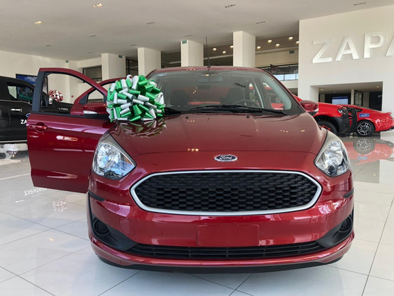 Ford Figo Impulse Tm Rojo 2020