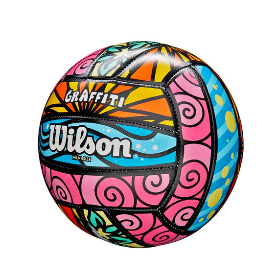 Pelota De Volleyball Wilson Ocean Graffiti Volley Playa