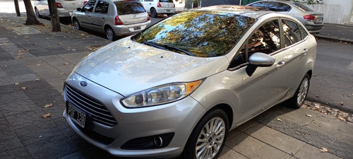 Ford Fiesta Kinetic Desing 2016 Se Plus