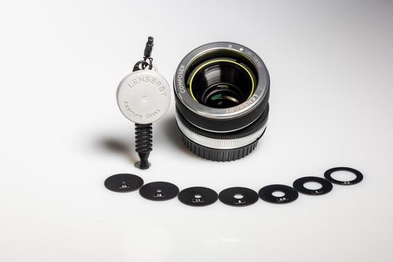 Lente Lensbaby Composer 50mm Ef Canon