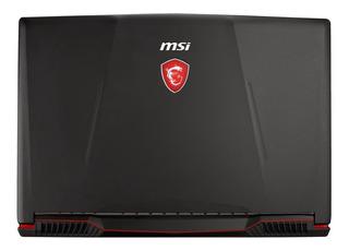Notebook Msi Gl73 I5 9na 8gb Ssd256 Gtx1050ti 4gb 17,3pulg