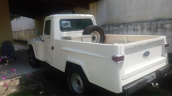Ford F75 , Cabine Simples