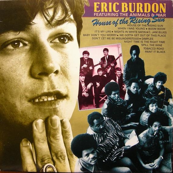 Lp Vinil Eric Burdon Feat The Animals&war House Of The R.sun