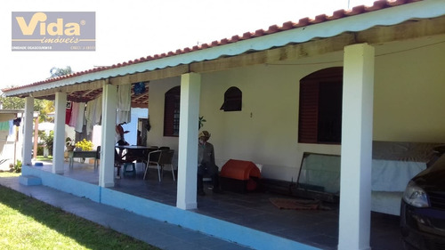 Imagem 1 de 15 de Chácara À Venda Em Campo Do Meio  -  Araçoiaba Da Serra - 41968