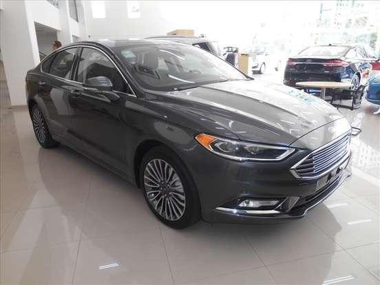 Ford Fusion 2.0 Titanium Awd 16v Gasolina 4p Automático 2019