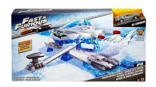 Fast & Furious Missile Attack, No Spinner, No Hot Wheels