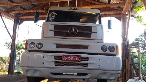 Caminhão Mercedes L1620 Ano 2004 Impecavel