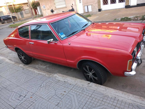 Ford Taunus Coupe Gt 2.3