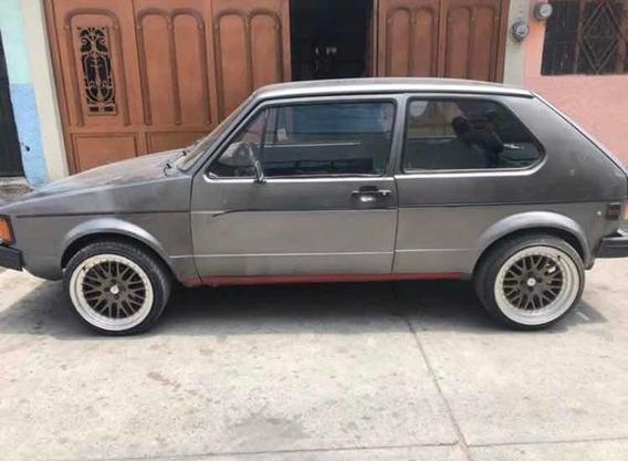 Volkswagen Caribe 2 Puertas 1.6