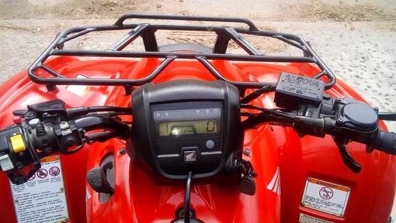 Cuatriciclo Honda 420 4x4 Impecable. 1er Dueño