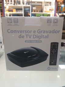 Conversor Tv Digital E Gravador Dtv-1000-stb Utech
