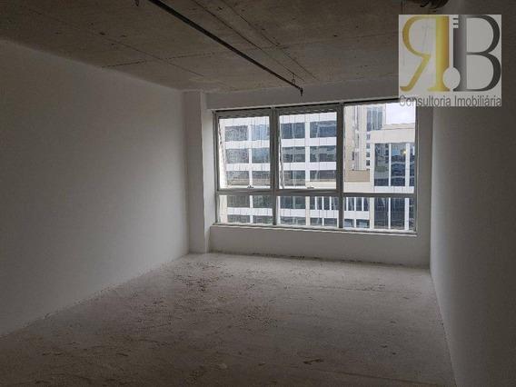 Sala Para Alugar, 31 M² Por R$ 500,00/mês - Barra Da Tijuca - Rio De Janeiro/rj - Sa0169
