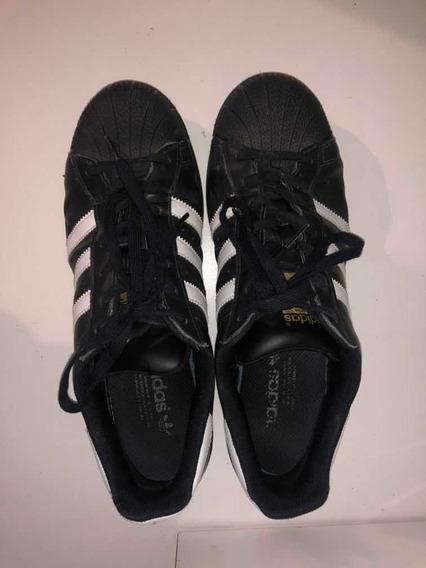 Zapatillas adidas Super Star Originales Negras