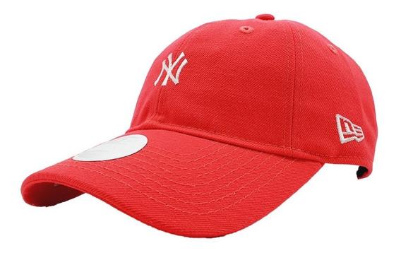 Gorra New York Yankees Mlb New Era Para Mujer