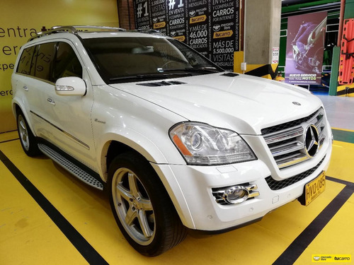 Mercedes Benz Clase Gl 550 4 Matic Biturbo Amg