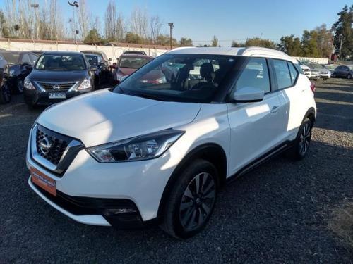 Nissan Kicks Advance Mt 2018