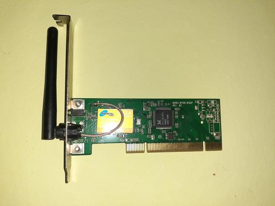 Placa Wifi - Noga Net - 54mbps - Pci-e