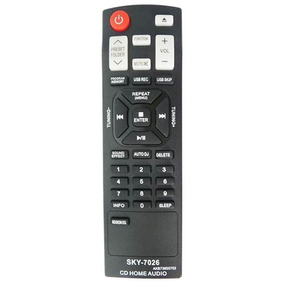 Controle Remoto Som Cd Home Lg Akb73655702