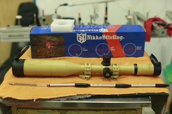 Luneta Nikko Stirling Targetmaster Nstt52050md Ir 5-20x50md