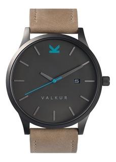 Reloj Valkur Reidar - Reloj De Hombre Malla De Cuero
